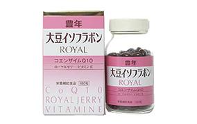 豊年大豆イソフラボンROYAL (J-オイルミルズ)