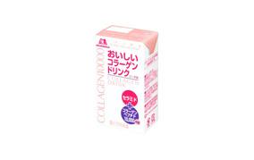 おいしいコラーゲンドリンク(ピーチ味)(森永製菓)