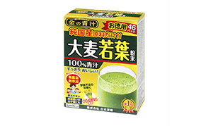 純国産大麦若葉100%粉末(46パック)(日本薬健)