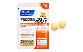 アセロラ果実ビタミンC&ポリフェノール(ファンケル)