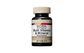 ライフスタイルマルチビタミン&ミネラル(エープライム)