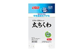 EPA(イーピーエー)+DHA(ディーエイチエー)入り太ちくわ(日本水産)