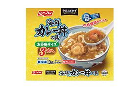海鮮カレー丼の具(日本水産)