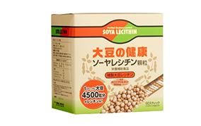 ソーヤレシチン顆粒 60包 京都薬品ヘルスケア(京都薬品ヘルスケア)