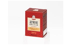 正官庄 紅蔘エキス茶(韓国人蔘公社ジャパン)