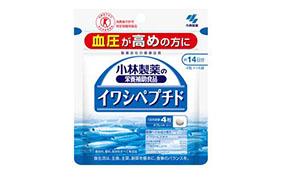 小林製薬の栄養補助食品 イワシペプチド(トクホ)(小林製薬)