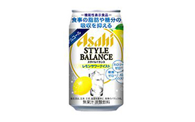 アサヒスタイルバランスレモンサワーテイスト(アサヒビール)