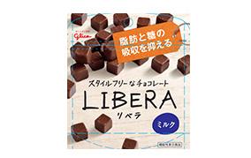 LIBERA(リベラ)<ミルク>(江崎グリコ)