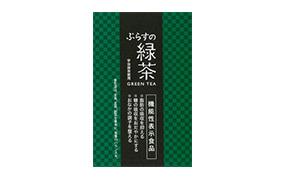 ぷらすの緑茶(阪神酒販)