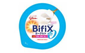 BifiX(ビフィックス)ヨーグルト脂肪ゼロ(江崎グリコ)