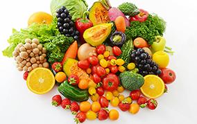 野菜や果物が持つフィトケミカルの抗酸化パワーに注目! !