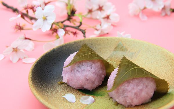 桜を使ったお料理で春を満喫しよう!