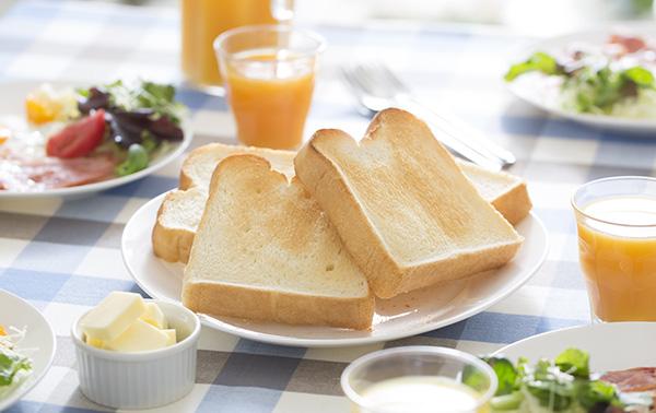 新生活の朝ご飯はトースト! ヘルシーな朝のトーストレシピ