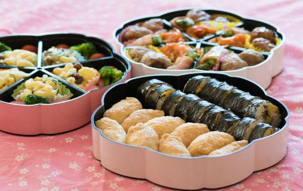 ピクニックには欠かせない! 見た目可愛い簡単「ヘルシー弁当」の作り方