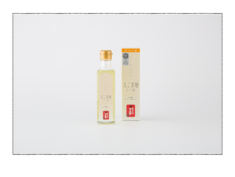 太田油脂 えごま油 180g(太田油脂)