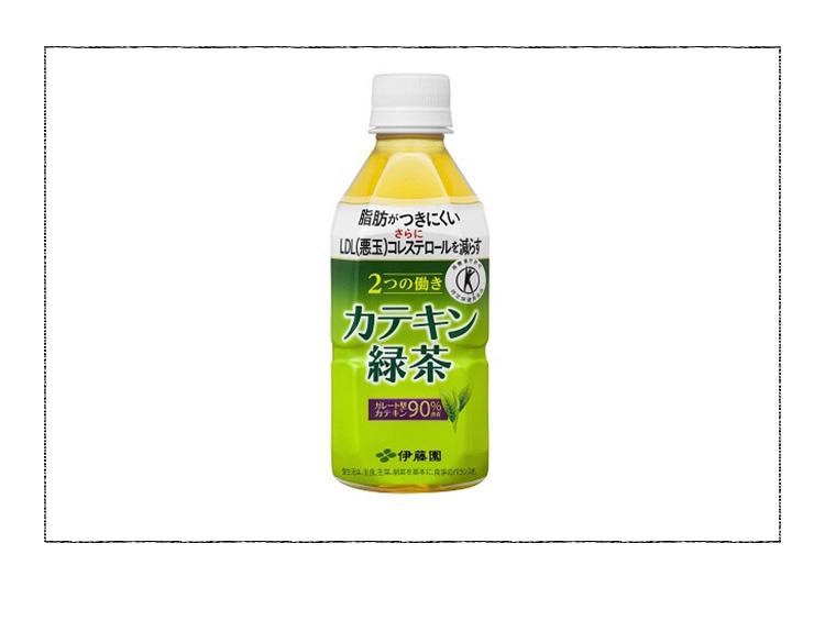 カテキン緑茶 350ml 伊藤園(伊藤園)