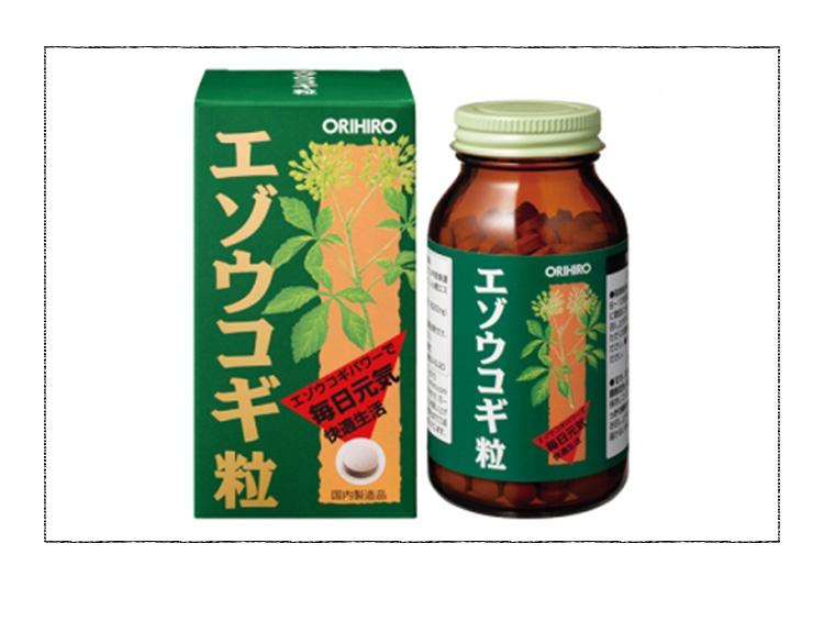 エゾウコギ粒(オリヒロ)