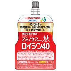 アミノケア®ゼリーロイシン40