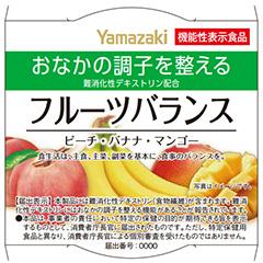 フルーツバランス(ピーチ・バナナ・マンゴー)