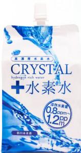 クリスタル水素水