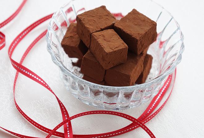 チョコレートで乳酸菌も摂れちゃう。ヘルシーチョコに注目!