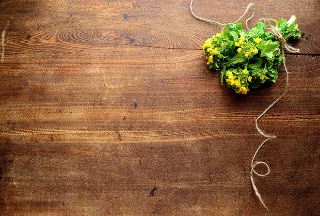いまが旬の菜の花は美肌にもイライラにも効果的だった!