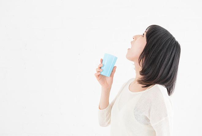 おススメは緑茶と紅茶! 風邪予防の正しいうがいは3ステップ!