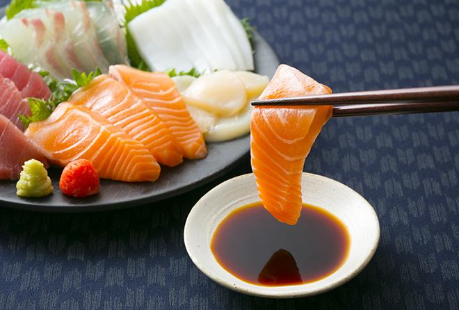 健康のためには週3回の魚を! でも食中毒には注意して!