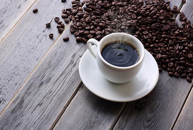 ブラックコーヒーは適量ならダイエットの味方