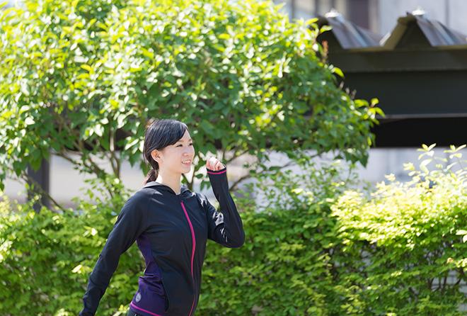 1日3kmで効果絶大! ゆる~いジョギングを始めてみない?
