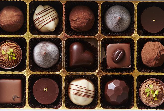 プレゼントにも最適。わざわざ買って食べたい美容チョコレート3選