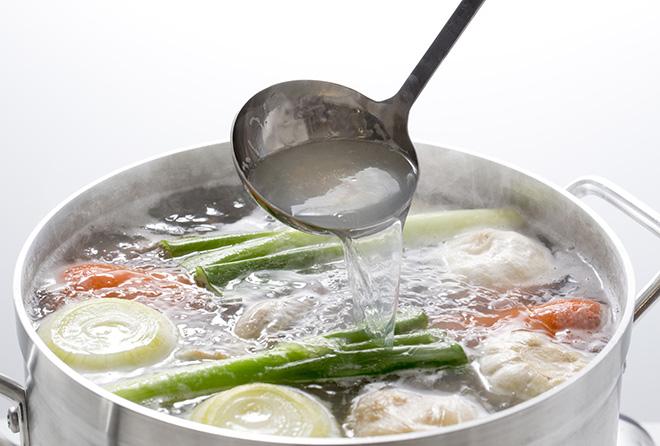 """節約しながらキレイになれる魔法のスープ""""ベジブロス"""""""