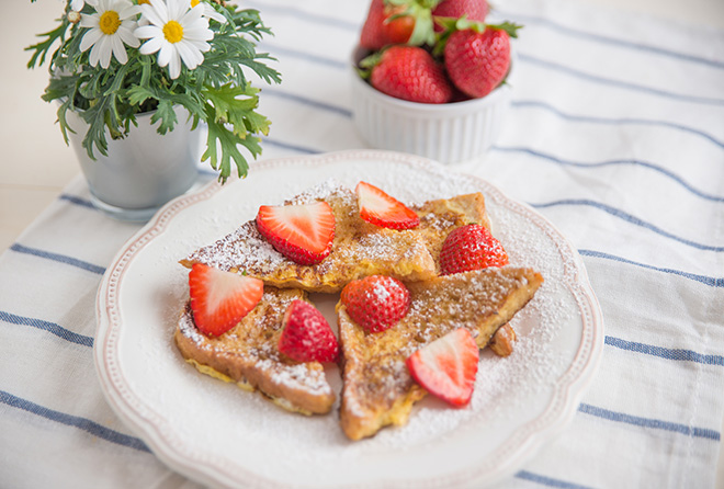 朝食のパンにシナモンの習慣でツヤツヤ美肌になれる!