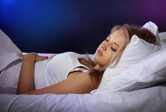 日中は集中力がUP、夜は快眠になれちゃう成分がある!
