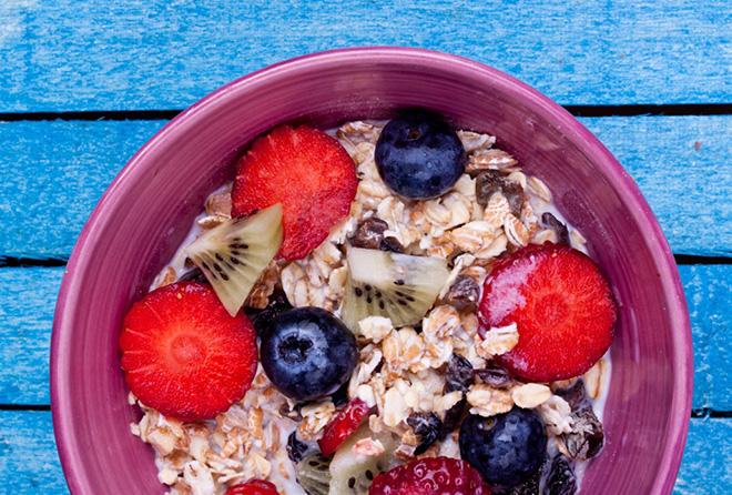 グラノーラよりミューズリーが美人の朝ご飯に最適