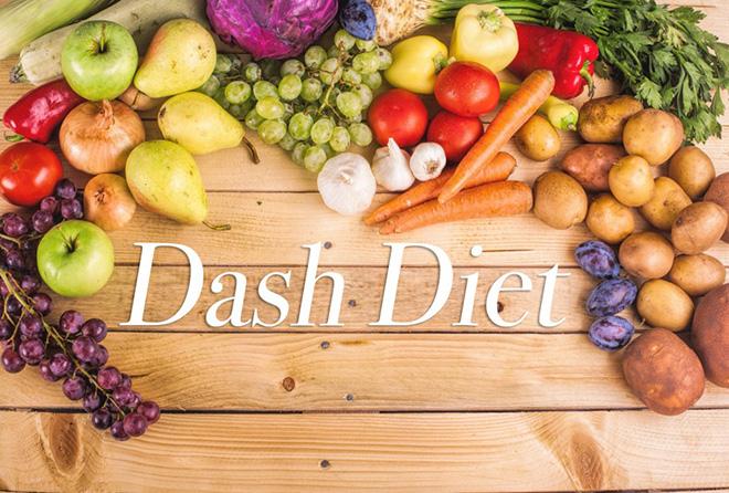 アメリカで大人気のダッシュダイエットが気になる!