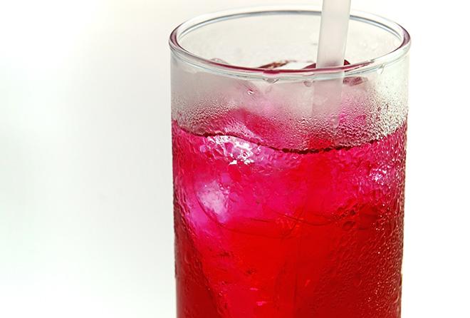 """簡単手作り! 美味しく飲める美容液""""赤紫蘇のジュース"""""""