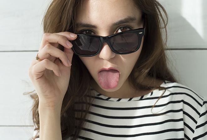 自分の舌をよく観察して体調管理に役立てよう