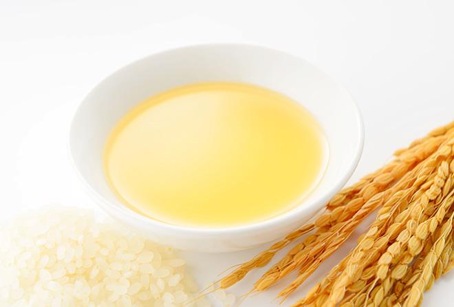 お米から作られた米油が美肌やアンチエイジングに良いらしい