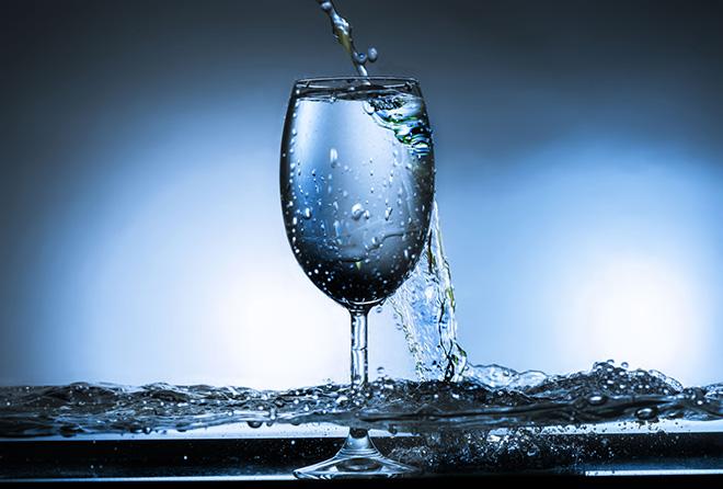 水を飲んでも太る私。もしかしてこれが水毒?