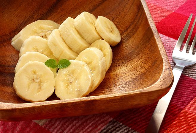朝食にもおやつにも! 冷凍バナナでキレイになれる!