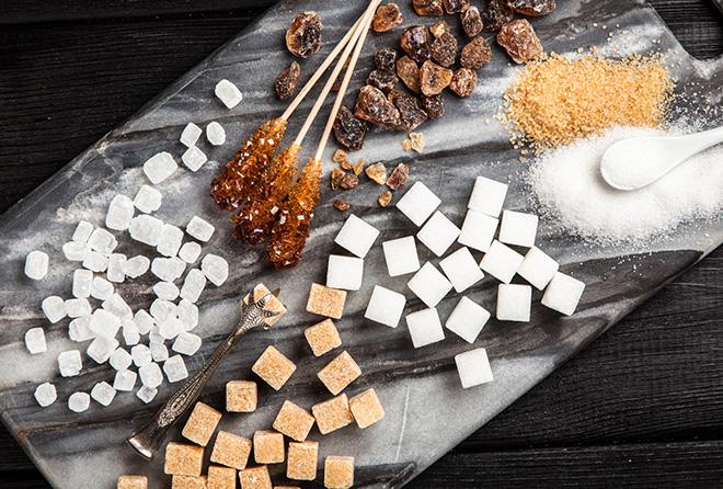 栄養だってあるんです。お砂糖は種類で使いかたを変えるのが◎