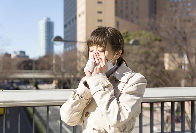 春だけじゃなかった! ツラい「秋のアレルギー」に気をつけて!