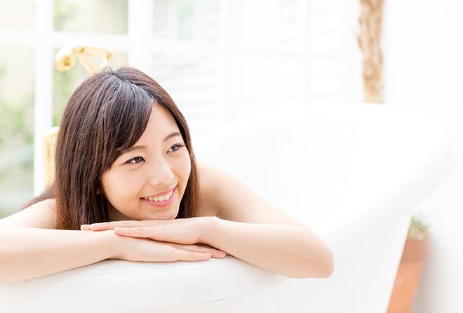 【目的別】バスタイムで悩みを解決しちゃう入浴法