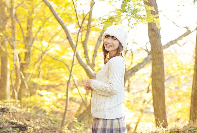 体の秋冬支度をはじめて冬を元気に迎えよう!