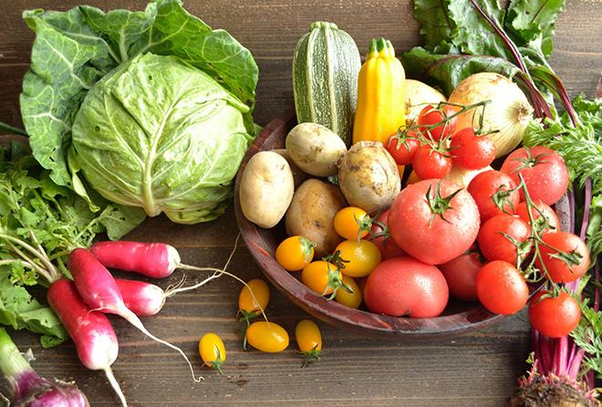 ひと手間加えて野菜の栄養価そのままに!冷蔵保存編