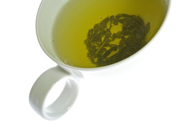"""インフルエンザの完全予防に """"緑茶でうがい""""の習慣を"""