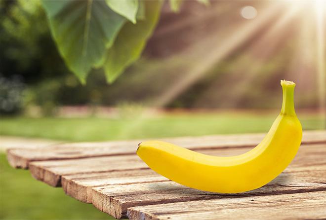 いつ食べる?バナナの色が変わると栄養分も変わるって知ってる?