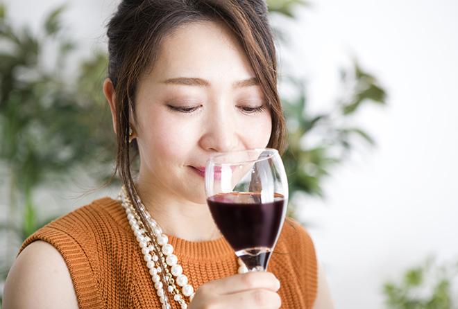 女性必見! 体にプラスになるアルコールとの付き合い方