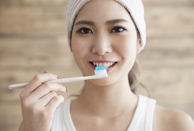 これはびっくり! 「歯みがき」がインフルエンザを予防する!